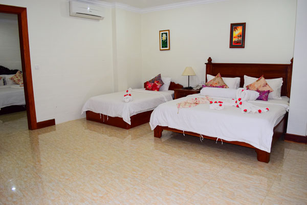 Welcome to Vanne Hotel